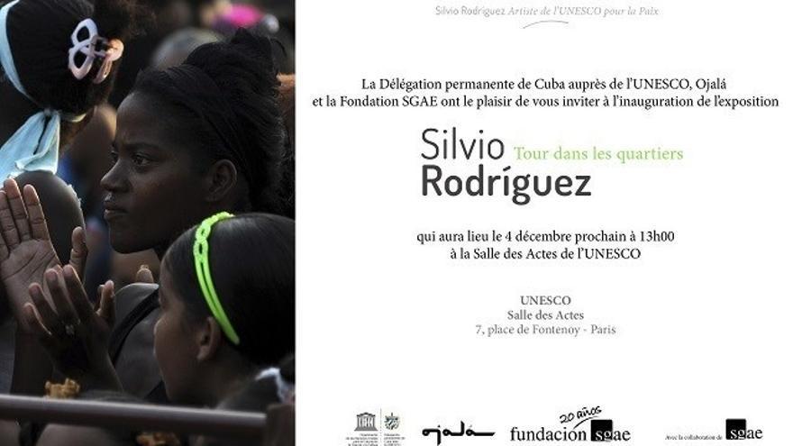 Exposición Silvio Rodríguez