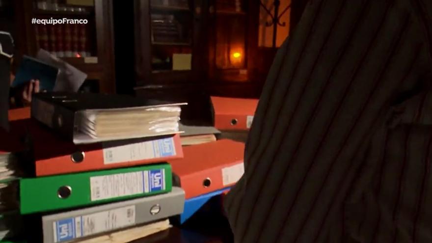 Archivo secreto de Franco desvelado por el programa 'Equipo de Investigación' de La Sexta.