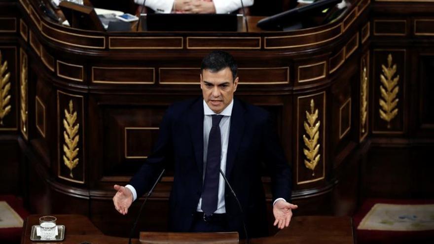 Pedro Sánchez comparecerá ante el pleno del Congreso el próximo 27 de junio