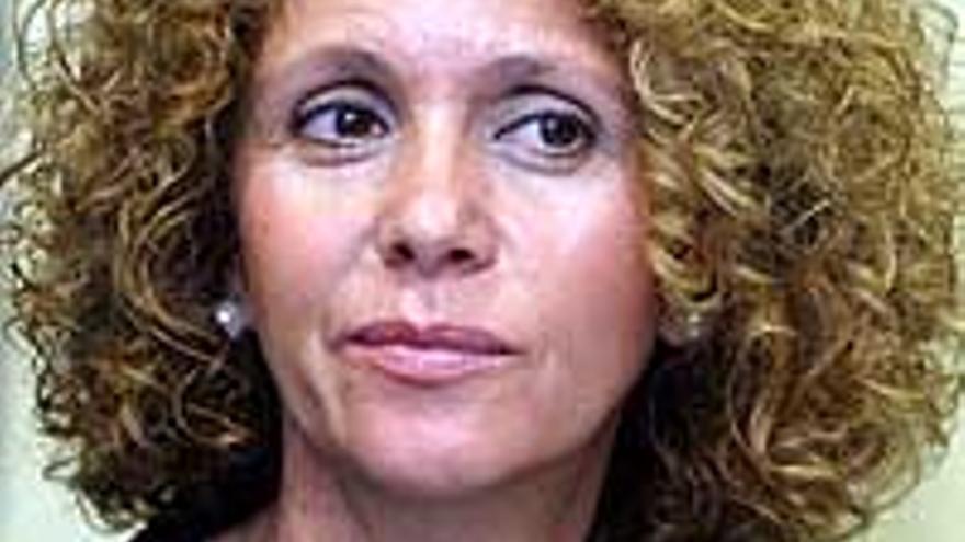 María Isabel Déniz.