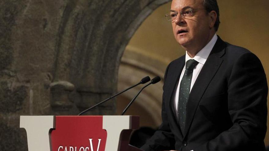 Monago anuncia una marca que situará a Extremadura como destino gastronómico