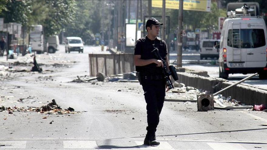 Turquía aumenta la seguridad en Noche Vieja ante la amenaza yihadista