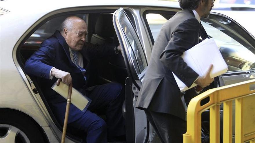 Extesorero del PP Lapuerta queda fuera juicio Gürtel por demencia sobrevenida