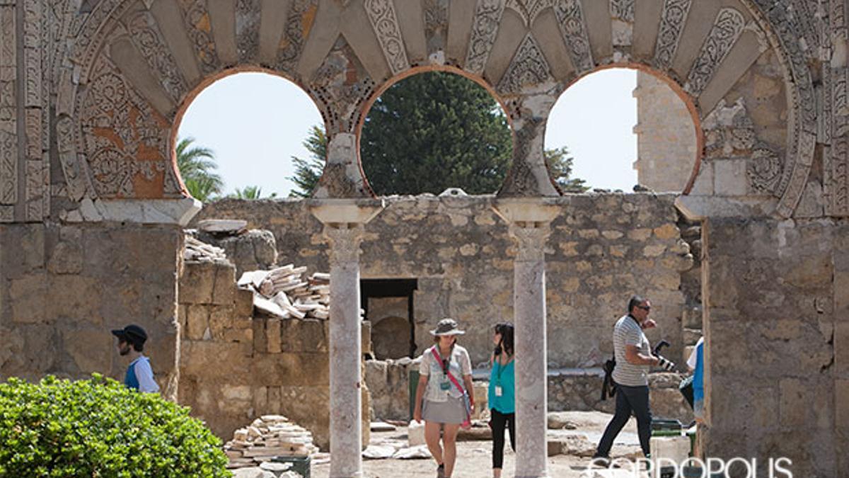 Yacimiento de Medina Azahara.