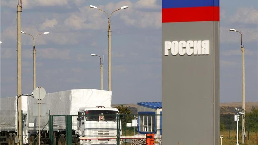 La OSCE anuncia que ha detectado decenas de camiones militares en Donetsk