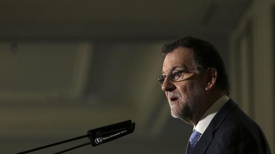 Rajoy espera que el crecimiento económico sea del 3 por ciento en 2016