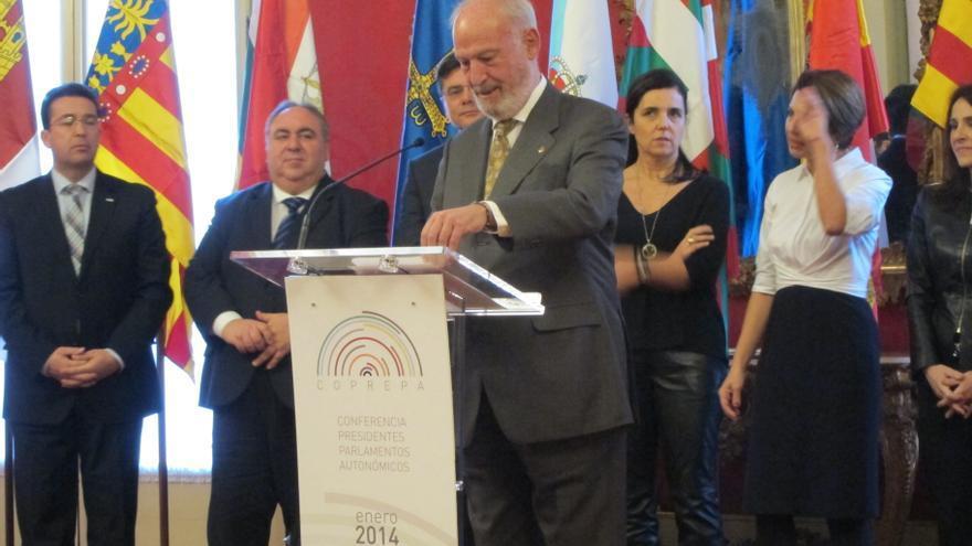 José Ignacio Echevarría, elegido nuevo presidente de la Conferencia de Presidentes Autonómicos