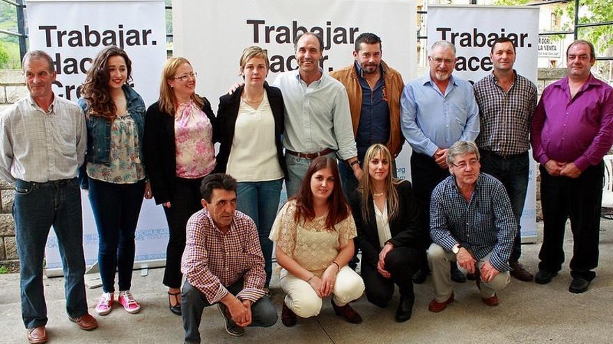 "Diego advierte de que ""paseando detrás de pancartas no se saca adelante a Cantabria"""