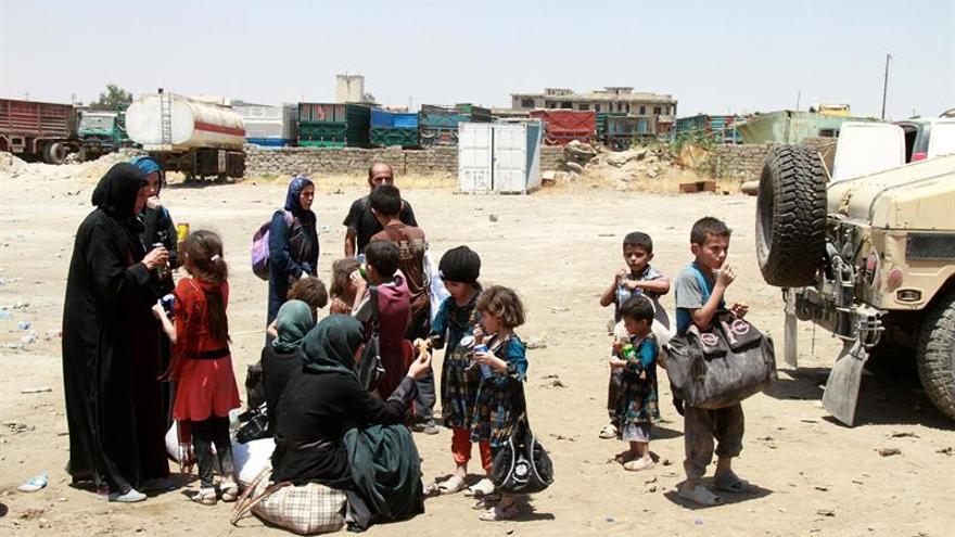 La ONU dice que la crisis en Mosul ha superado las peores previsiones humanitarias
