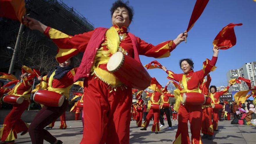 Arranca en China el mayor éxodo festivo mundial, con 2.800 millones de viajes
