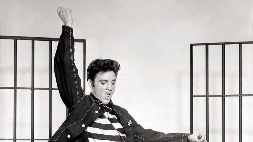 Elvis Presley y el rock de la cárcel