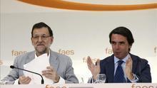 Aznar privatiza la fundación FAES tras la caída de subvenciones públicas