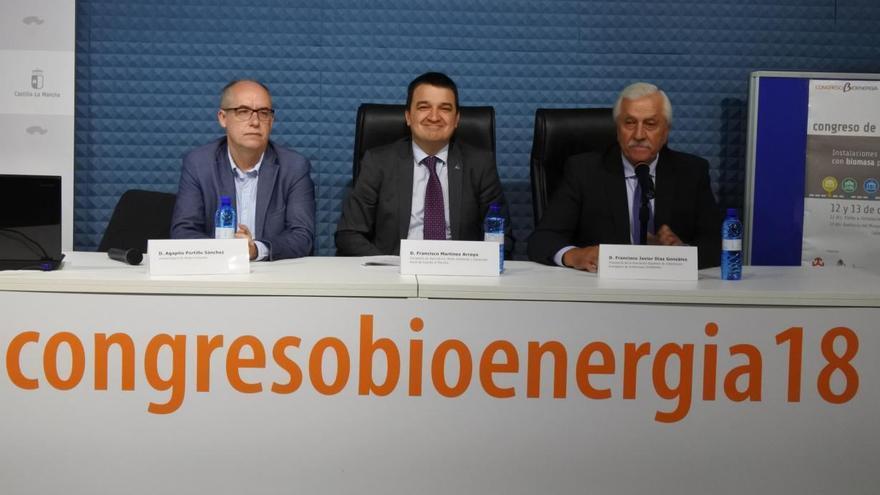 Inauguración del Congreso Nacional de Bioenergía