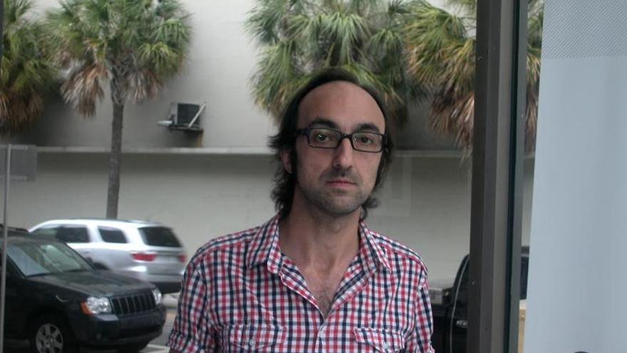 """Fernández Mallo dice que no experimenta con intención, """"no sé escribir de otra forma"""""""