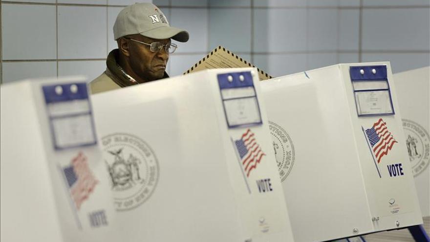 La mayoría de los votantes en las elecciones de EE.UU., insatisfechos con el Congreso y Obama