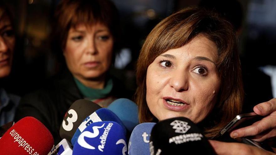Isabel Bonig, proclamada candidata única a la presidencia del PP valenciano