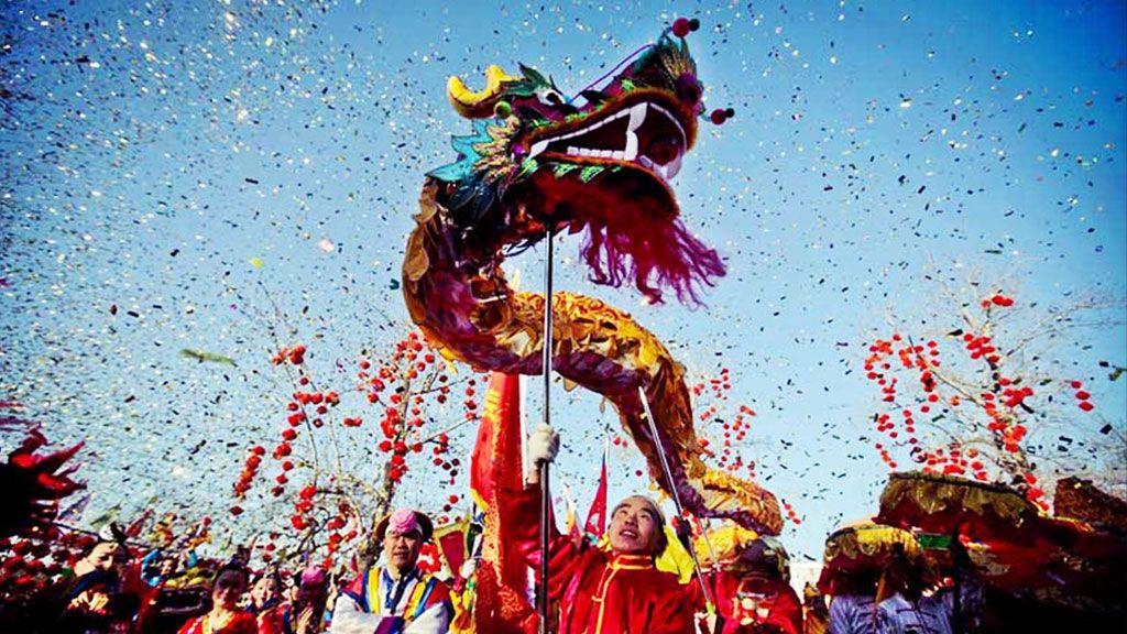 Resultado de imagen de Año Nuevo chino