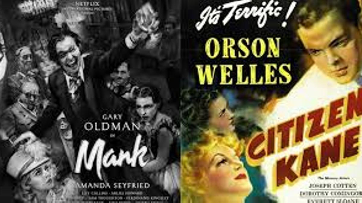 Mank y El Ciudadano, una película nueva y la clásica