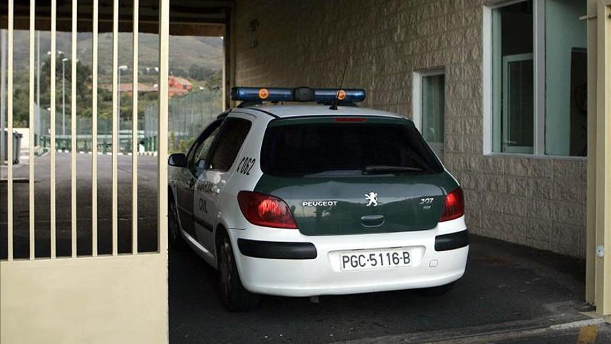 Ocho detenidos y desmantelado un laboratorio de distribución de cocaína en Teruel