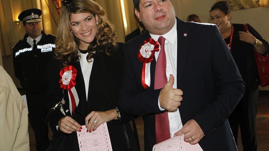 Picardo, reelegido ministro principal de Gibraltar con casi el 70 % de votos
