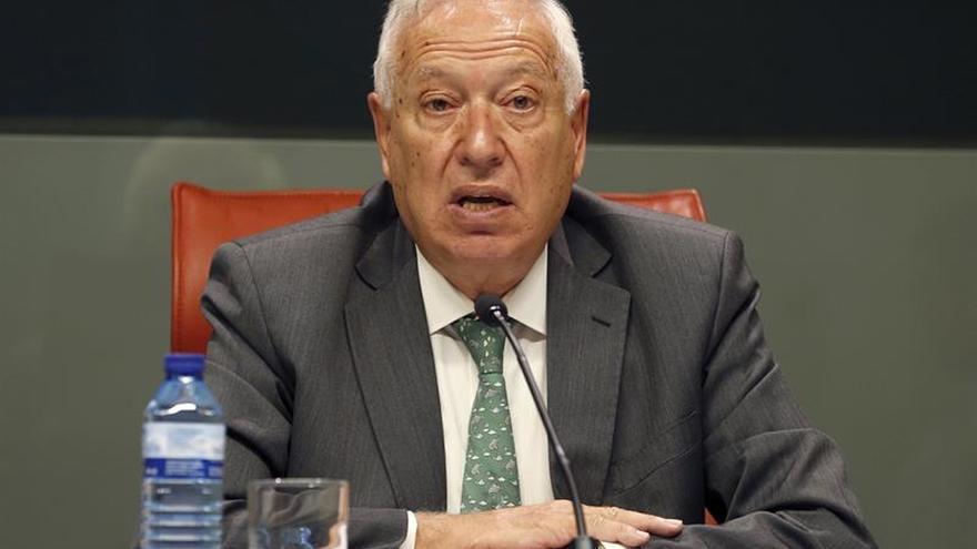 """Margallo ve una """"pésima idea"""" que la República Checa convoque un referéndum sobre la UE"""