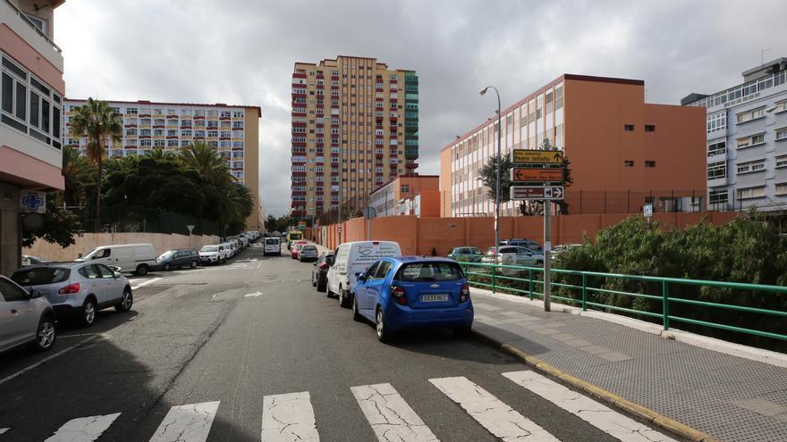 Barrio de Schamann, en Las Palmas de Gran Canaria.