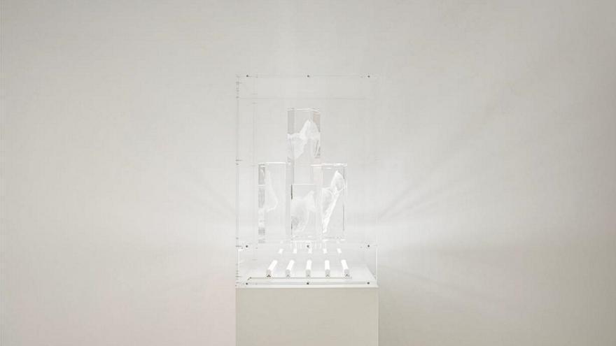 'La fragmentación', de Manuel Franquelo-Giner