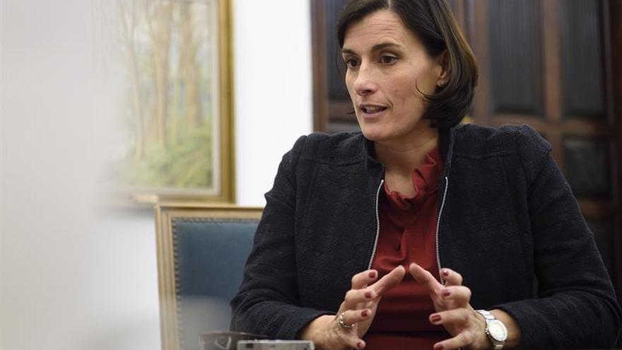 La alcaldesa de Santander quiere que su mandato sea de cercanía con los vecinos.