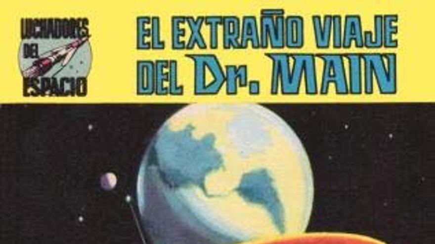 'El extraño viaje del Dr. Main', de George H. White (Pascual Enguídanos)