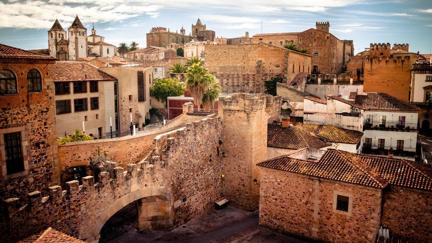 Cáceres posee uno de los conjuntos urbanos renacentistas más completos del mundo