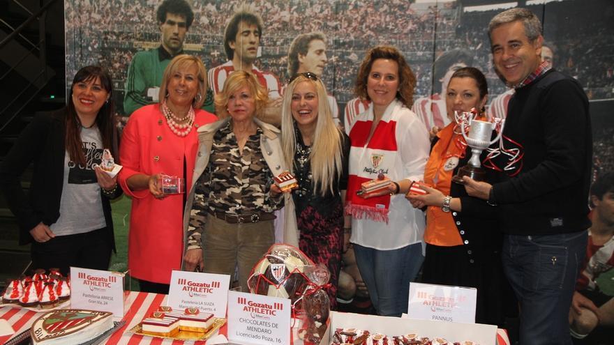 """BilbaoCentro presenta los """"originales"""" dulces preparados por las pastelerías de Bilbao para la final de Copa"""