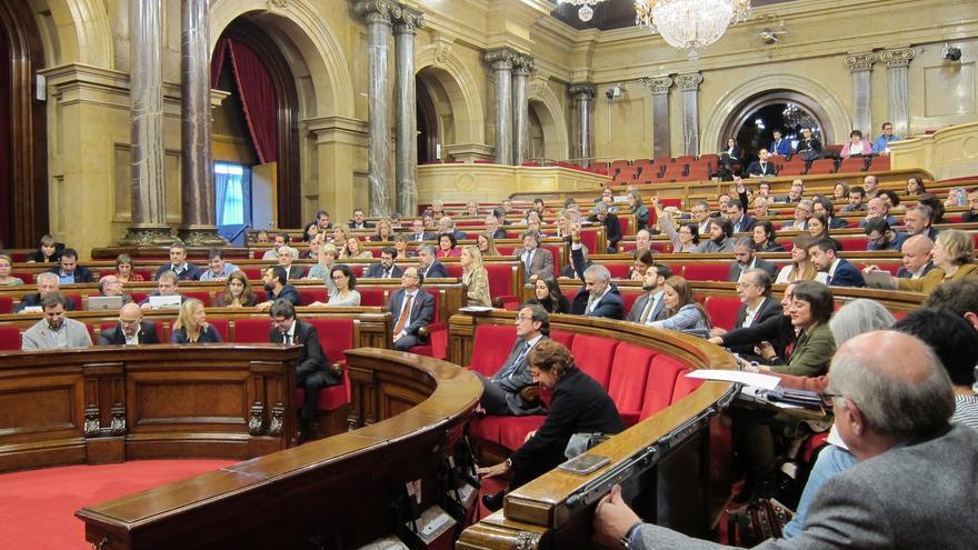 La absolución de Garganté enfrenta a la CUP y al PP en el pleno del Parlament
