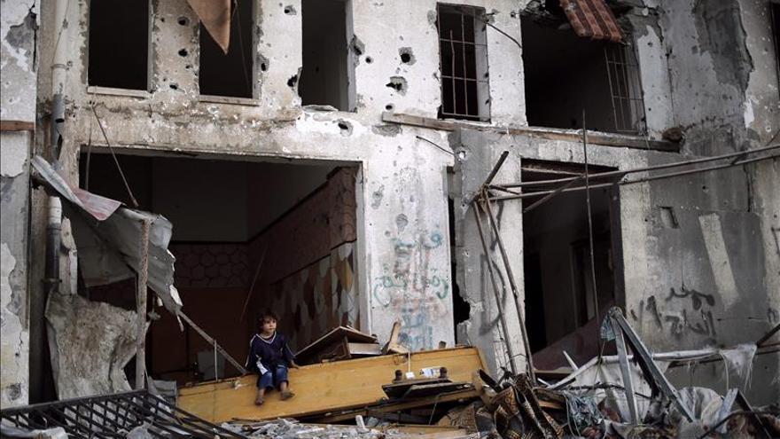 Gaza afronta una crisis inmobiliaria sin precedentes a causa de la guerra