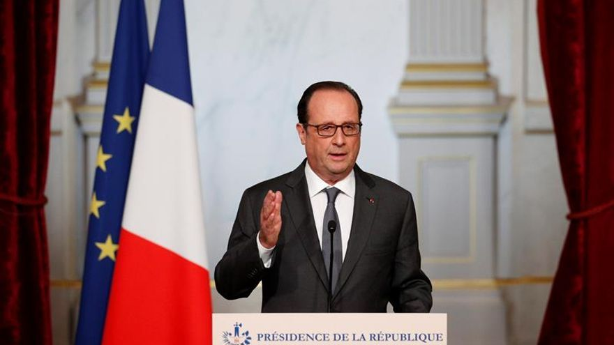 Hollande asegura que la victoria de Trump abre un periodo de incertidumbre
