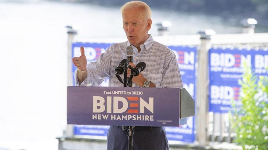 Biden se queda sin respuesta a la hora de defender las deportaciones de Obama