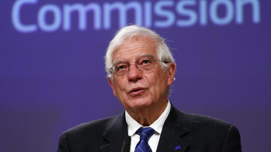 "Borrell pide ""subir un escalón más"" en solidaridad europea frente a COVID-19"
