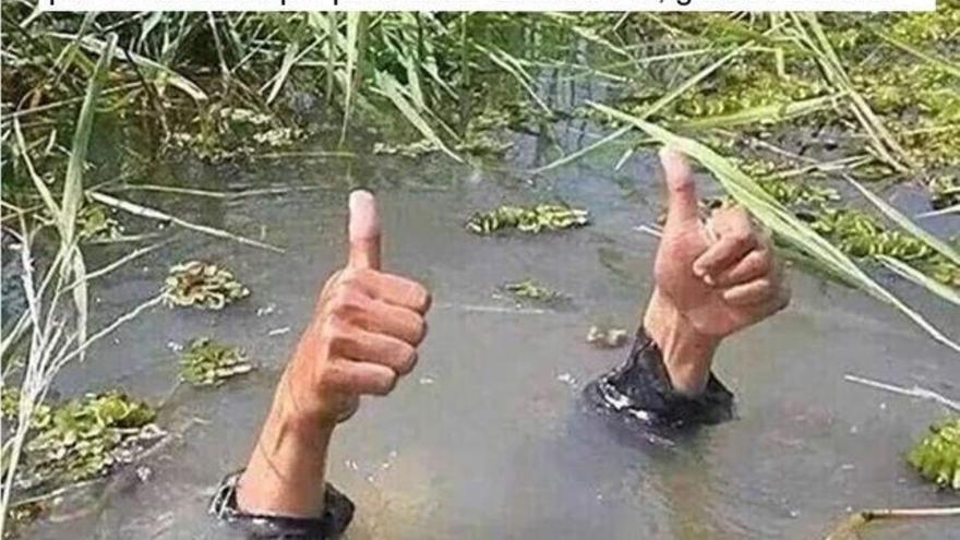 Inundaciones en Los Alcázares y 'pin parental'