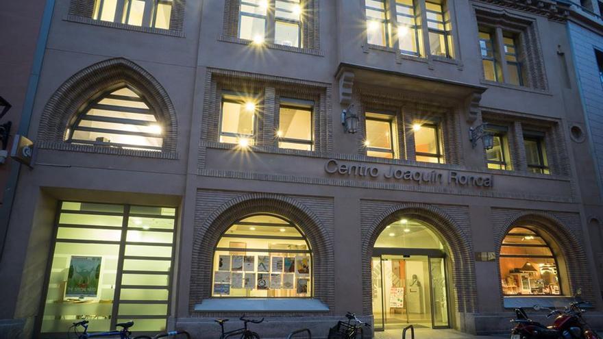 El Centro Joaquín Roncal, que ya acogía la mayoría de sus actividades, será la nueva sede de la Fundación CAI.