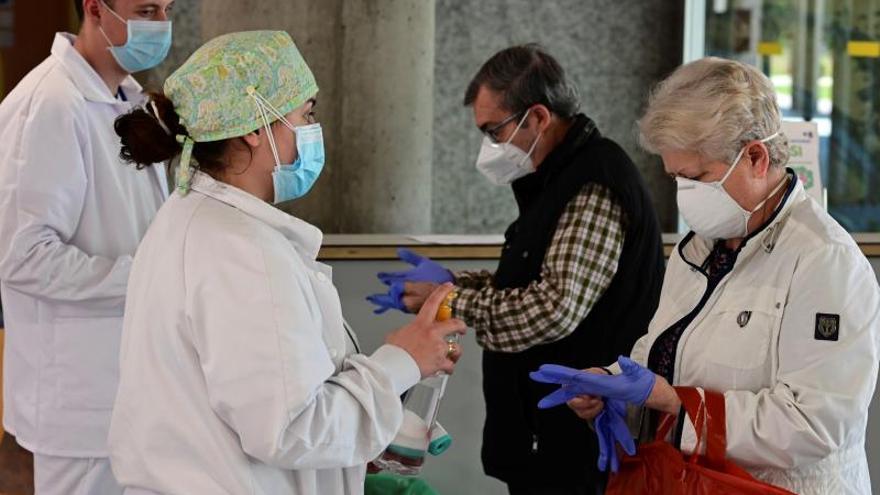 La provincia de Toledo sigue registrando la mitad de los nuevos contagios con coronavirus de Castilla-La Mancha