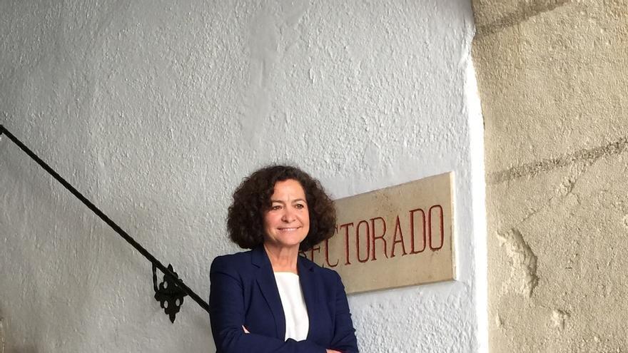 """La primera rectora de la UGR trabajará para """"retener"""" el conocimiento de los mejores estudiantes"""