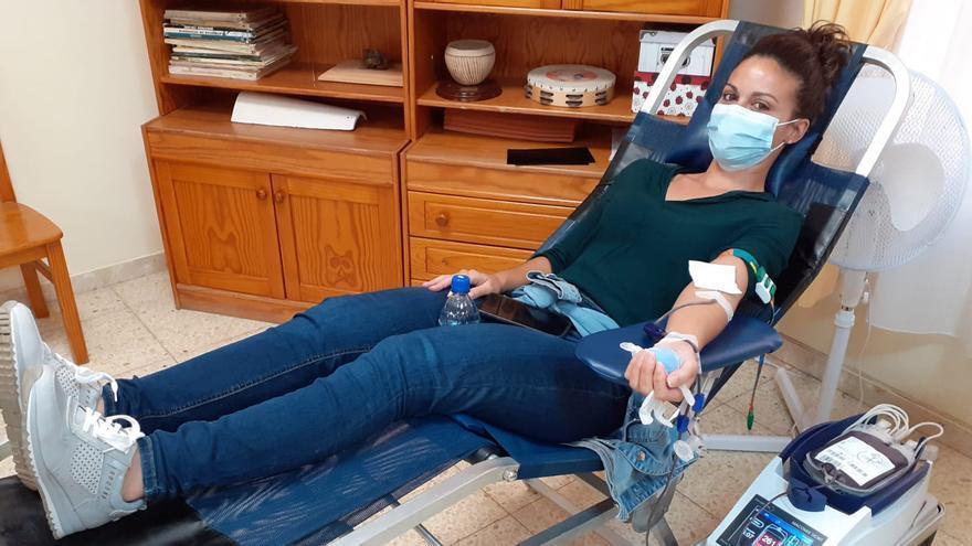 Solicitan donar sangre para garantizar el stock del Centro Canario de Transfusión