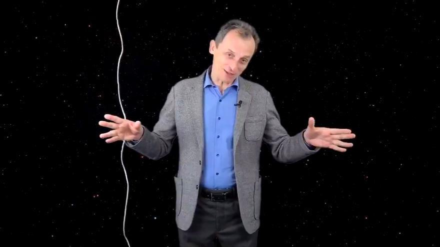 Pedro Duque, en la vídeo-respuesta a 'La Resistencia'