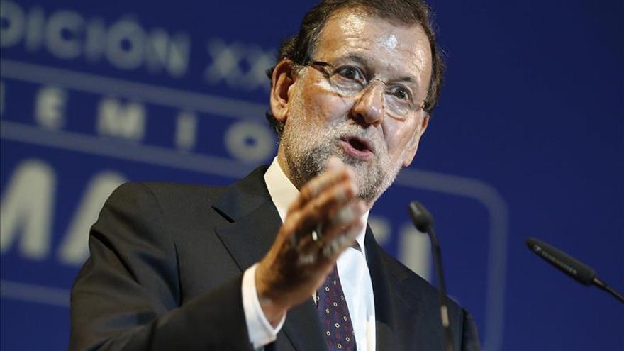 Rajoy visita Huércal-Overa y clausura en Lorca congreso NNGG de Murcia