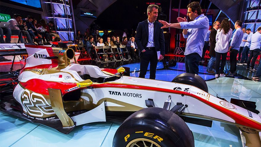 Movistar+ renueva los derechos de la Fórmula 1 por tres años más