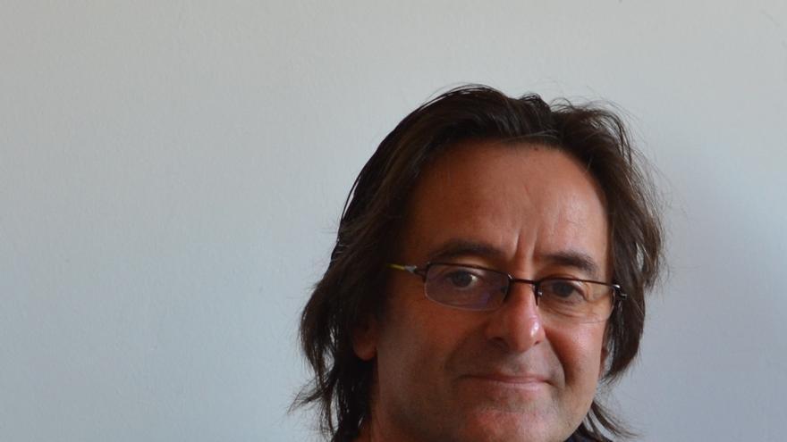 Jesús Díaz Armas, galardonado por el premio de poesía Pedro García Cabrera