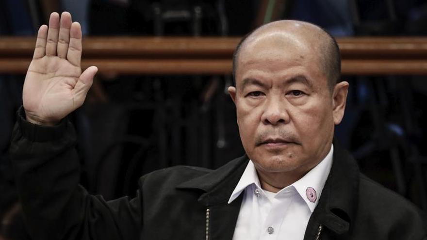 Un expolicía filipino asegura haber matado a 200 personas por orden de Duterte