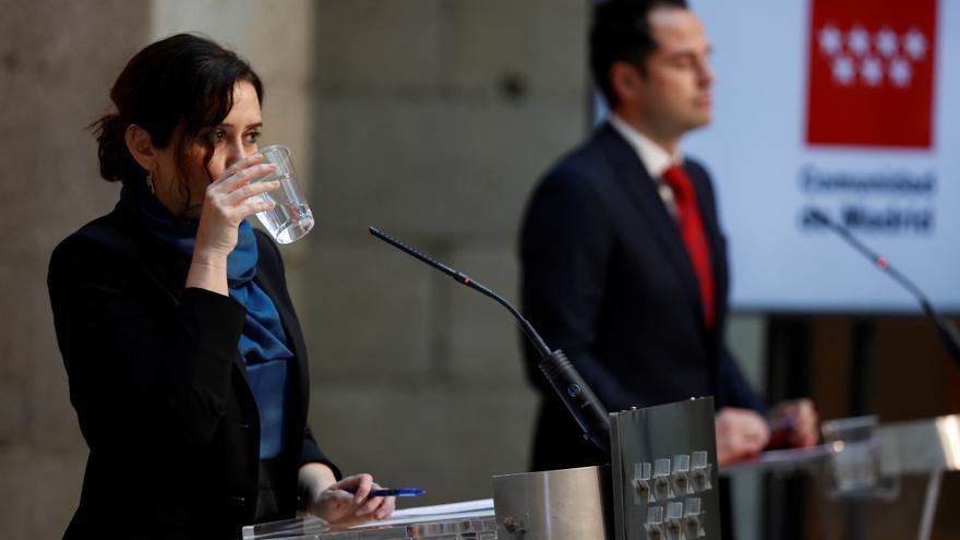 El Gobierno de Madrid logra un preacuerdo presupuestario a la espera del apoyo de Vox