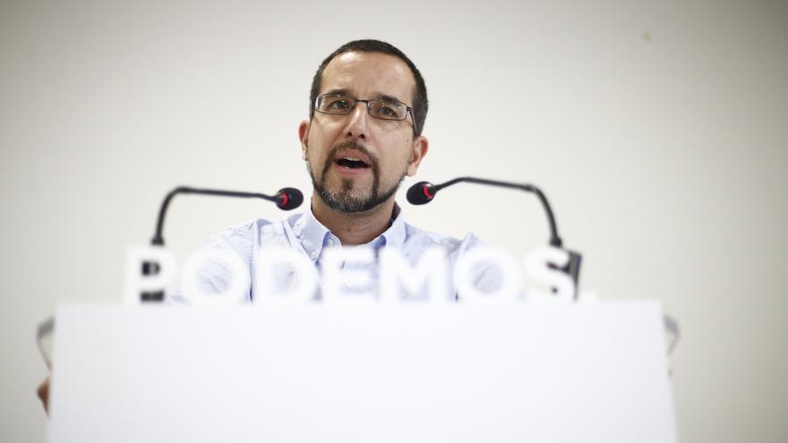 """Pascual afirma que listas de Podemos respetan primarias y confía en que """"nadie esté pidiendo que nos las saltemos"""""""