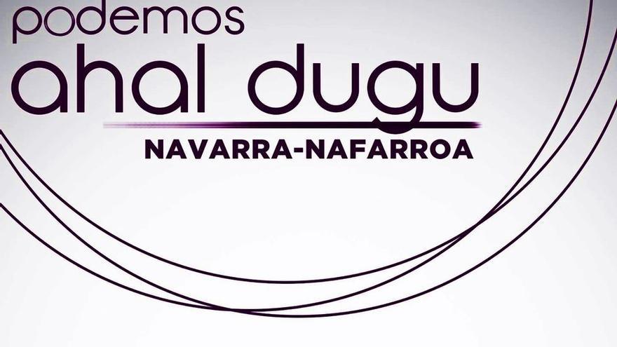 Logo de la formación en Navarra, a la espera de elegir a su secretario general.