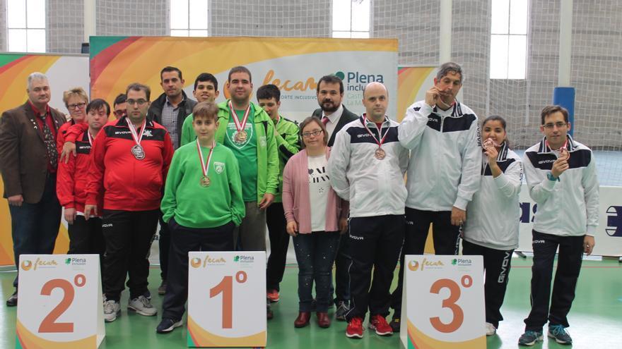 Campeonato Regional de Natación en Albacete